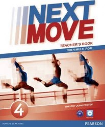Next Move 4 Teacher's Book + CD Pearson