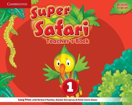 Super Safari 1 Teacher's Book Cambridge University Press