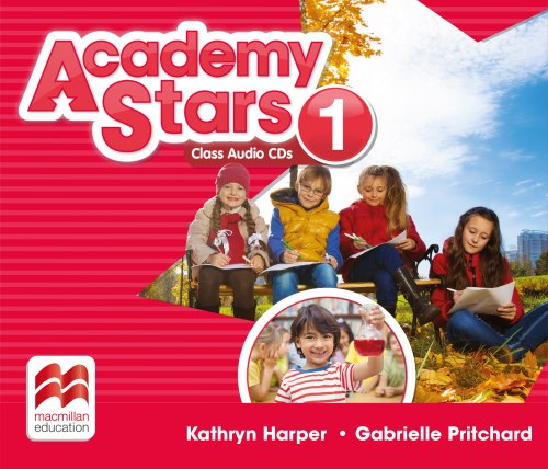 Academy Stars 1 Class Audio CDs / Аудіо диск