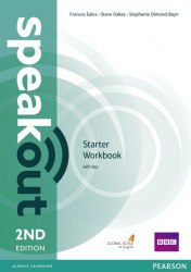 Speakout (2nd Edition) Starter Workbook with key / Робочий зошит