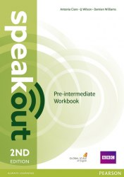 Speakout (2nd Edition) Pre-Intermediate Workbook with key / Робочий зошит