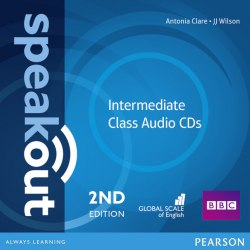 Speakout (2nd Edition) Intermediate Class CDs / Аудіо диск