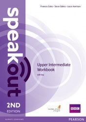 Speakout (2nd Edition) Upper-Intermediate Workbook with key / Робочий зошит