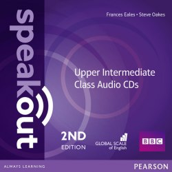 Speakout (2nd Edition) Upper-Intermediate Class CDs / Аудіо диск
