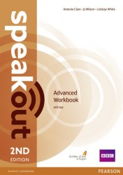 Speakout (2nd Edition) Advanced Workbook with key / Робочий зошит