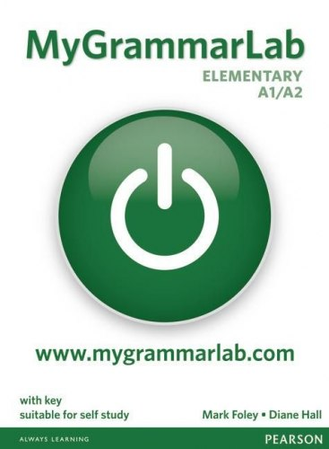 MyGrammarLab Elementary A1/A2 Student's Book with Key / Граматика