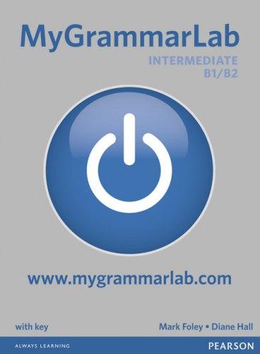 MyGrammarLab Intermediate B1/B2 Student's Book with Key Pearson