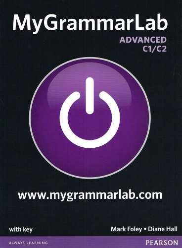 MyGrammarLab Advanced C1/C2 Student's Book with Key / Граматика