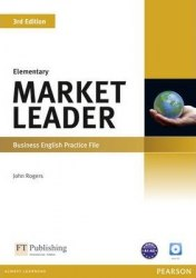 Market Leader (3rd Edition) Elementary Practice File with Audio CD Pearson