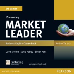 Market Leader (3rd Edition) Elementary Class Audio CDs / Аудіо диск