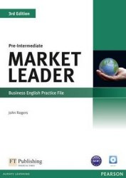 Market Leader (3rd Edition) Pre-Intermediate Practice File with Audio CD Pearson
