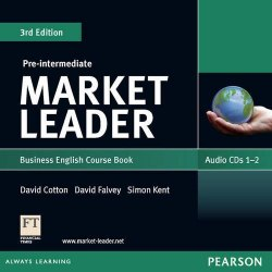 Market Leader (3rd Edition) Pre-Intermediate Class Audio CDs / Аудіо диск