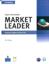 Market Leader (3rd Edition) Upper-Intermediate Practice File with Audio CD / Робочий зошит