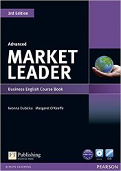Market Leader (3rd Edition) Advanced Course Book with DVD-ROM Pearson