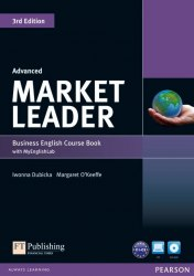 Market Leader (3rd Edition) Advanced Course Book with DVD and MyLab Pack Pearson