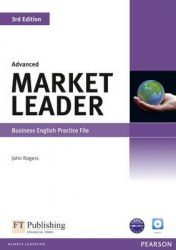 Market Leader (3rd Edition) Advanced Practice File with Audio CD Pearson