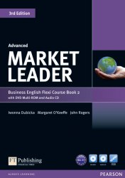 Market Leader (3rd Edition) Advanced Flexi Course Book 2 with DVD and Audio CD Pearson