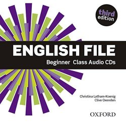 English File (3rd Edition) Beginner Class Audio CDs / Аудіо диск