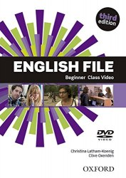 English File (3rd Edition) Beginner Class DVD Oxford University Press