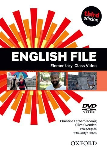 English File (3rd Edition) Elementary Class DVD / DVD диск
