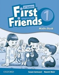 First Friends 1 (2nd Edition) Maths Book / Зошит для математичних прописів