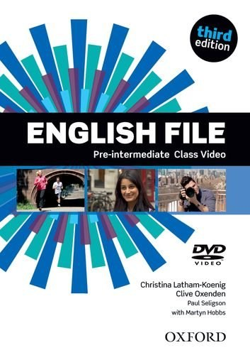 English File (3rd Edition) Pre-Intermediate Class DVD / DVD диск