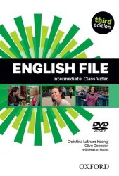 English File (3rd Edition) Intermediate Class DVD / DVD диск