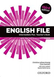 English File (3rd Edition) Intermediate Plus Teacher's Book with Test and Assessment CD-ROM / Підручник для вчителя
