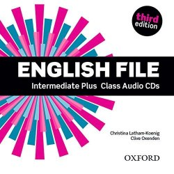 English File (3rd Edition) Intermediate Plus Class Audio CDs / Аудіо диск