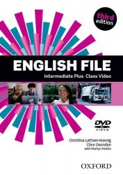English File (3rd Edition) Intermediate Plus Class DVD / DVD диск