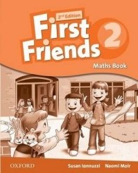 First Friends 2 (2nd Edition) Maths Book / Зошит для математичних прописів