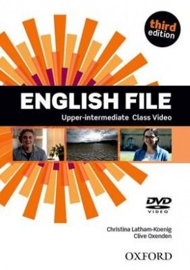 English File (3rd Edition) Upper-Intermediate Class DVD / DVD диск