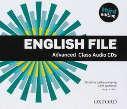 English File (3rd Edition) Advanced Class Audio CDs / Аудіо диск