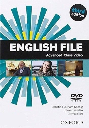 English File (3rd Edition) Advanced Class DVD / DVD диск
