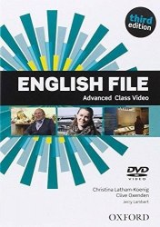 English File (3rd Edition) Advanced Class DVD / DVD диск