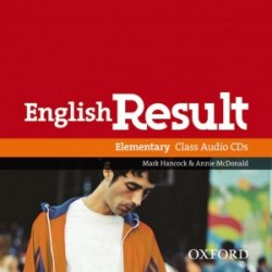 English Result Elementary Class Audio CDs / Аудіо диск