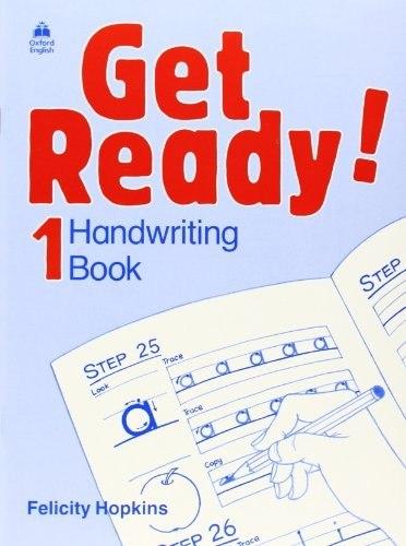Get Ready! 1 Handwriting Book / Прописи