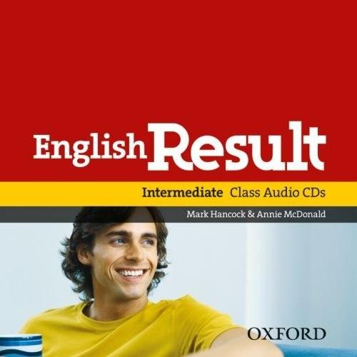 English Result Intermediate Class Audio CDs / Аудіо диск