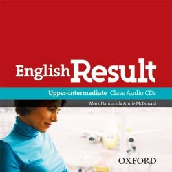 English Result Upper-Intermediate Class Audio CDs / Аудіо диск
