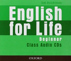 English for Life Beginner Class Audio CDs / Аудіо диск