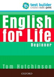 English for Life Beginner Test Builder DVD-ROM / Диск для встановлення