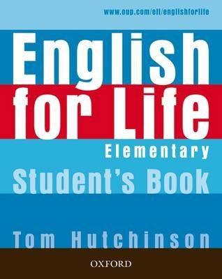 English for Life Elementary Student's Book / Підручник для учня