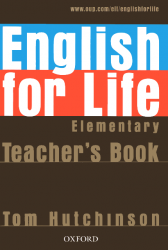 English for Life Elementary Teacher's Book with Test CD / Підручник для вчителя