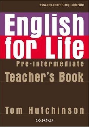 English for Life Pre-Intermediate Teacher's Book with Test CD / Підручник для вчителя