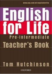 English for Life Pre-Intermediate Teacher's Book with Test CD / Підручник для вчителя