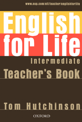 English for Life Intermediate Teacher's Book with Test CD / Підручник для вчителя