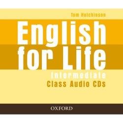 English for Life Intermediate Class Audio CDs Oxford University Press