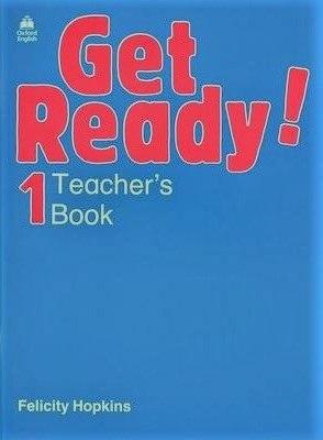 Get Ready! 1 Teachers Book / Підручник для вчителя