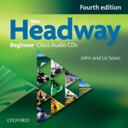 New Headway (4th Edition) Beginner Class Audio CDs / Аудіо диск