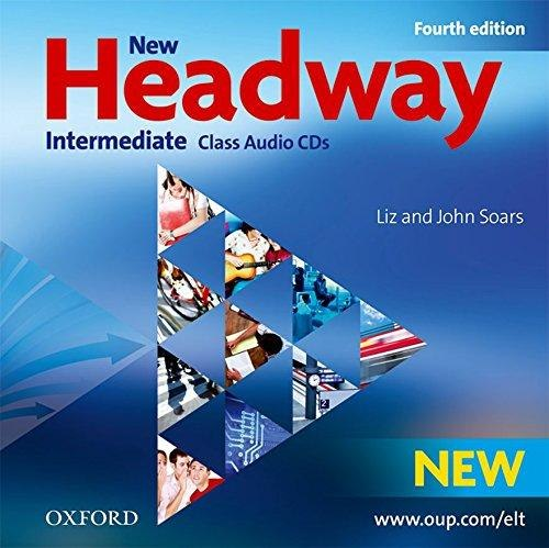 New Headway (4th Edition) Intermediate Class Audio CDs / Аудіо диск